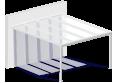 Icon pergola bioclimatique