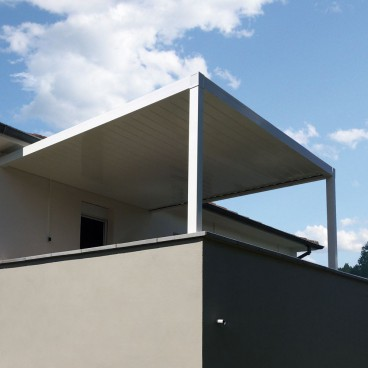 Pergola bioclimatique Attractive en aluminium