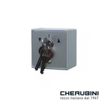 Interrupteur à clé radio Chérubini - Pergolas Bioclimatiques, Stores Bannes et Volets sur mesure