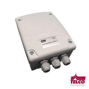Centrale radio compatible avec eclairage LEDS pergola Design