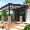 Pergola Architect à toit rétractable - Pergolas Bioclimatiques, Stores Bannes et Volets sur mesure - Alsol.fr