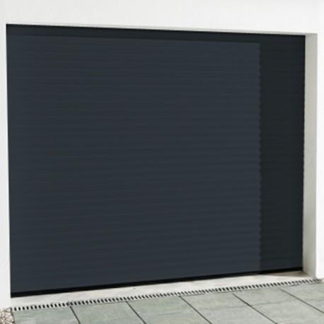 Porte de Garage enroulable en aluminium L2578 mm x H2300 mm
