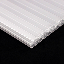 Panneaux polycarbonate 16mm opaque