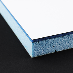Panneaux Thermotop® 32mm blanc