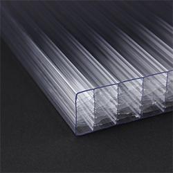 Panneaux polycarbonate 32mm opaques