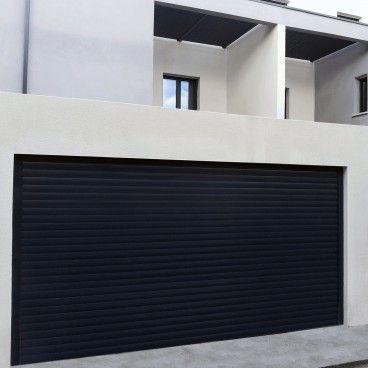 Devis en ligne Porte de garage enroulable en aluminium