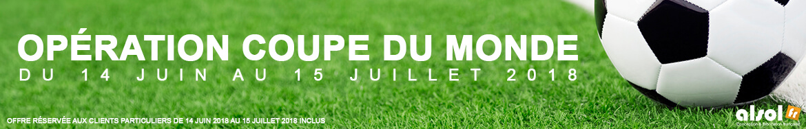 OPERATION COUPE DU MONDE 2018